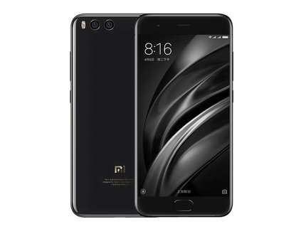 Флагманский смартфон Xiaomi Mi6 значительно упал вцене в Российской Федерации