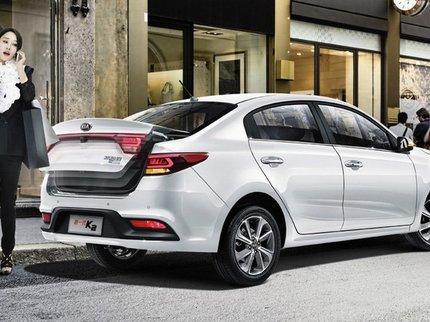 KIA в январе увеличила продажи в РФ почти на 14% - до 10,3 тыс. автомобилей