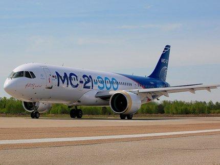 Новому российскому самолету МС-21 дали разрешение наполет