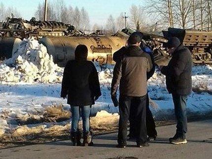 Два поезда столкнулись лоб влоб вБашкирии, есть жертвы