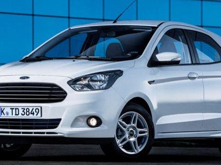 Ford в тренде: погоня за бюджетным «АвтоВАЗом»
