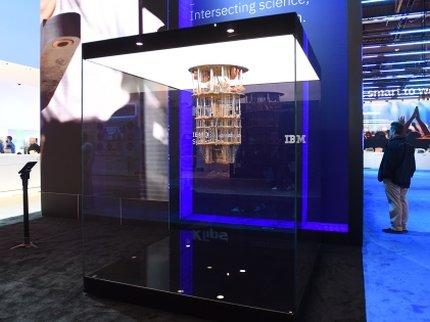 IBM выпустила квантовый компьютер на 20 кубитов