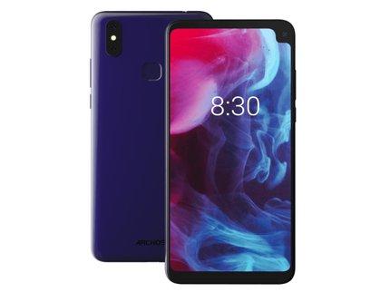Бюджетный смартфон Archos Oxygen 68 XLполучил АКБ на5000 мАч