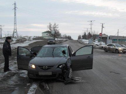 Гражданин Башкирии зарулем иномарки насмерть сбил пешехода и исчез