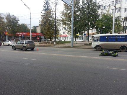 ВУфе нетрезвый шофёр «Газели» устроил ДТП: один пострадавший