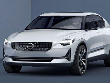 Первым электромобилем Volvo станет новый хэтчбек