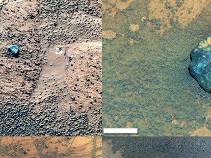 Марс уже большое количество млн. лет остается безводной пустыней— Планетологи