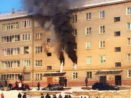 Один человек умер при взрыве газа в высотном многоэтажном доме вБашкирии