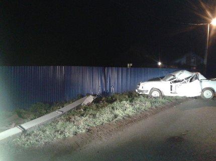 ВУфе засутки два нетрезвых водителя устроили ДТП