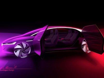 VW представит вЖеневе четвёртую модель изэлектрического семейства I.D