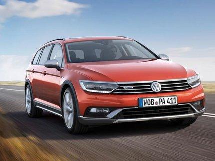 Фольксваген отзовет 1,82 млн. авто в КНР