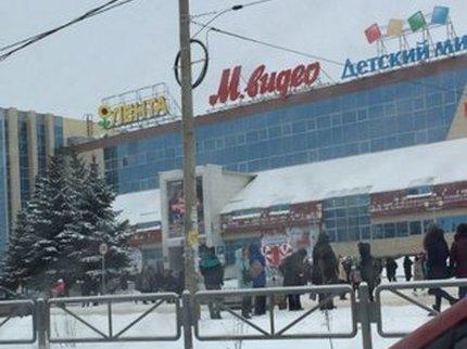 ВСтерлитамаке экстренно эвакуировали гостей торгового центра