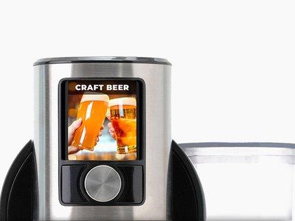 Представлена кофемашина для приготовления пива MultiBrew