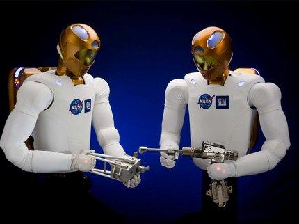ВNASA выделяют млн долларов заразработку робота для полетов наМарс