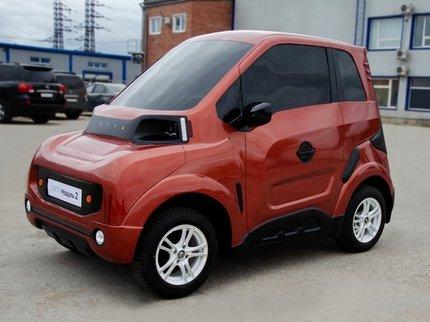 ВТольятти начинается массовое производство электромобилей