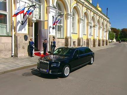 Анонсирован прием заказов наавтомобили проекта «Кортеж»