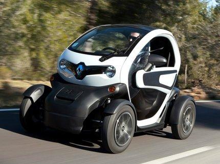 Рено начинает продажи частным лицам электромобилей TWIZY иKANGOO Z.E