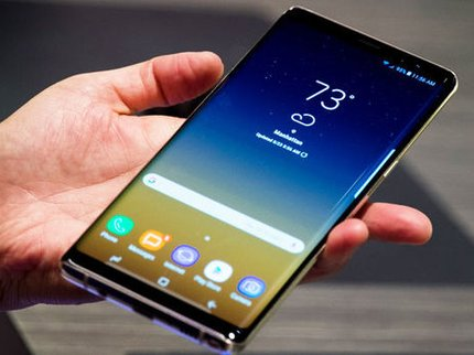Названы даты предзаказа ивыхода Galaxy Note 9
