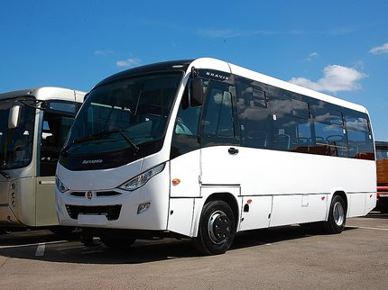 Рустэм Хамитов потребовал удешевить производство автобусов Bravis вБашкирии