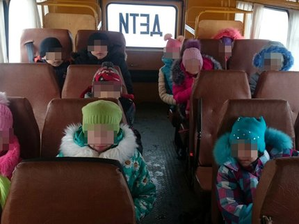 ВБашкирии шофёр без прав возил школьников назанятия