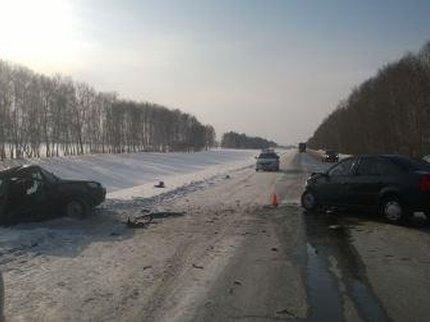 ВБашкирии вДТП погибла 57-летняя женщина