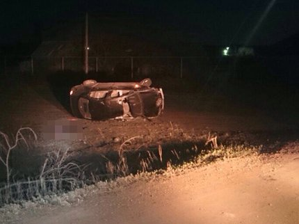 ВБашкирии в ужасной  трагедии  пострадали двое непристегнутых детей, шофёр  умер