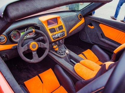 Родстер «Крым» появится на рынке автомобилей в 3-х ценовых категориях