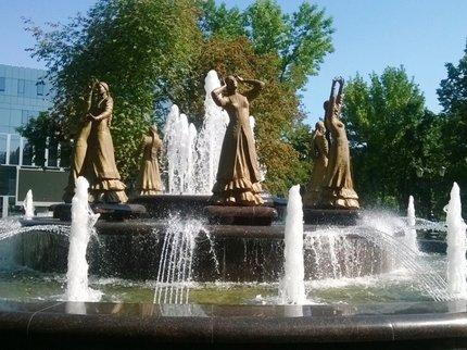 Названы сроки запуска фонтанов вУфе