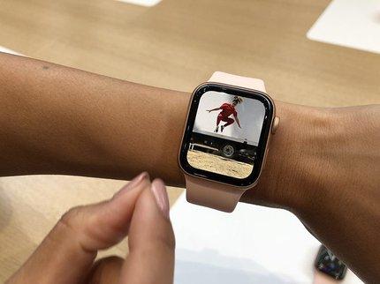 Apple выпускает watchOS 5.1.2, которая активирует для часов функцию ЭКГ