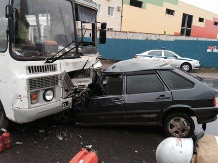 ВБашкирии под колесами ВАЗ-2109 умер пешеход