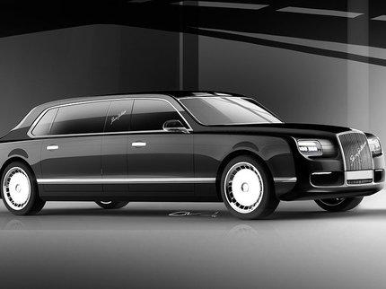 Лимузин проекта «Кортеж» для В. Путина получит бронестекло за 200 тыс. руб.