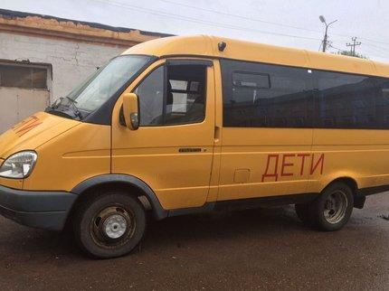 Гражданин  Башкирии сел заруль детского автобуса впьяном виде