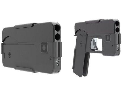 ВСША начали торговать пистолет-смартфон