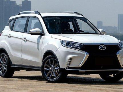 Landwind объявила о старте продаж клона Lada Xray