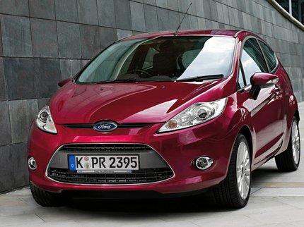 Ford отказался от участия в Парижском автошоу