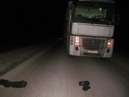 ВБашкирии 29-летний мужчина попал под колеса грузового автомобиля