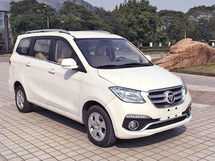 Китайский Foton Motors готовит еще одного «убийцу» для Лада Largus