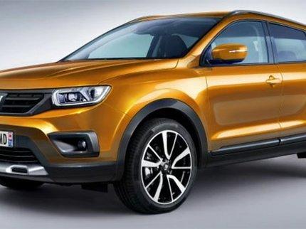 В Сети появились рендерные снимки нового Renault Duster
