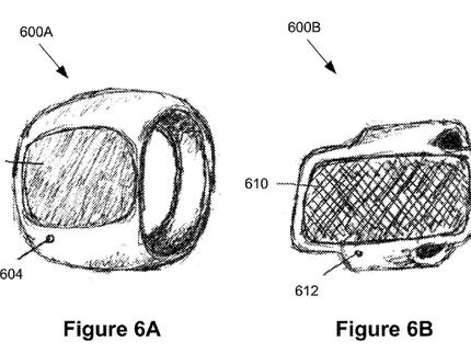 Apple решит главную проблему пар спомощью «умного кольца»