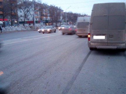 ВУфе 11-летний парень перебегал дорогу ипопал под автобус